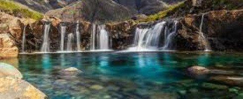 Les décors de «La part des anges» : les piscines des fées