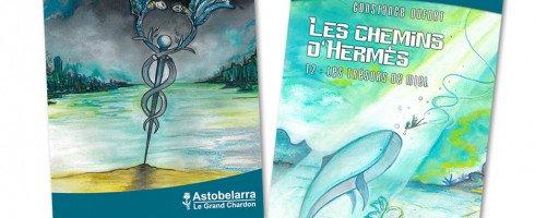 Les chemins d'Hermès, tome 3 Les sentinelles , c'est parti !
